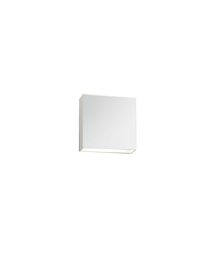 Compact W1 LED Væglampe Hvid - LIGHT-POINT