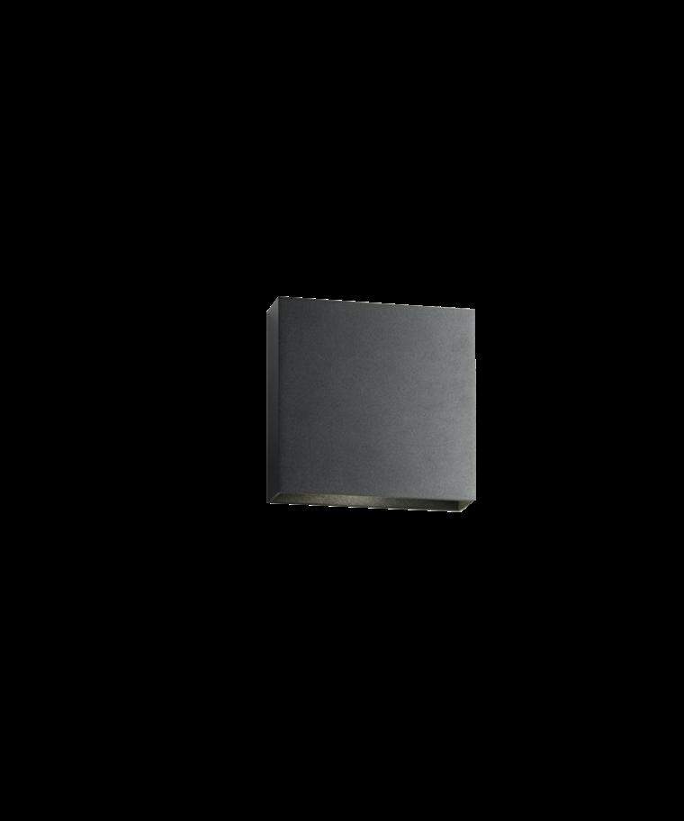 Compact W3 Væglampe Sort - LIGHT-POINT