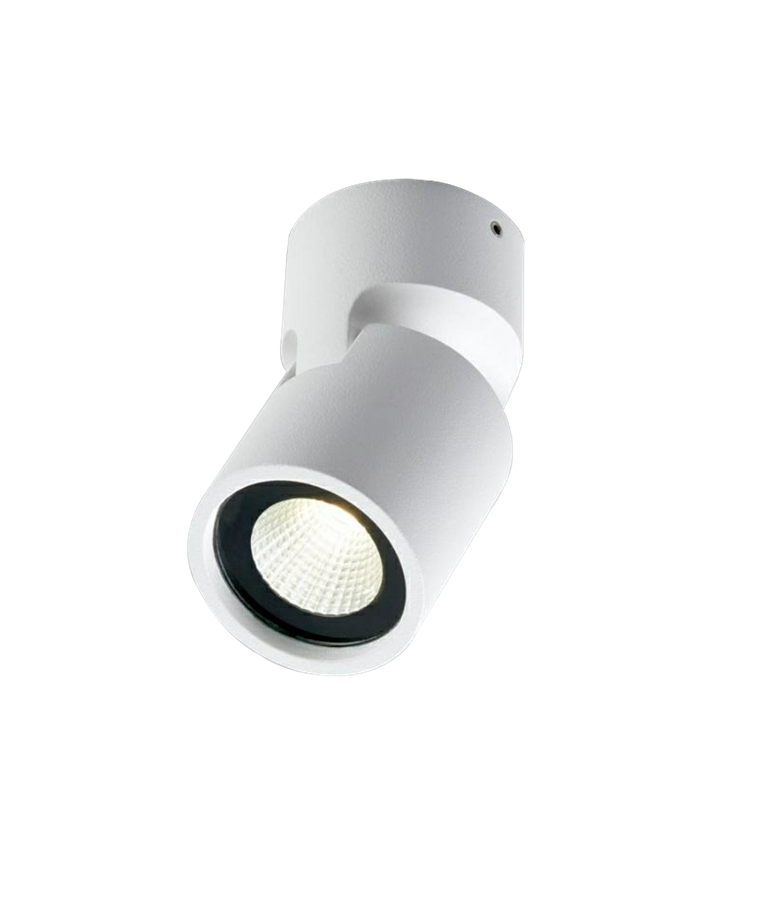 Tip 1 Loftlampe LED Hvid - LIGHT-POINT