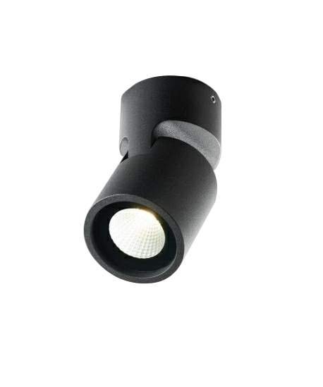 Tip 1 Loftlampe LED Sort - LIGHT-POINT