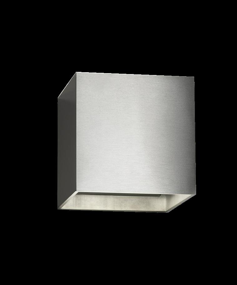 Box XL Væglampe Alu - LIGHT-POINT