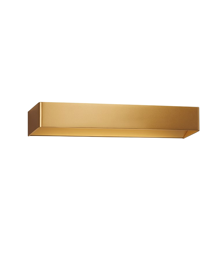 Mood 3 LED Væglampe Guld - LIGHT-POINT
