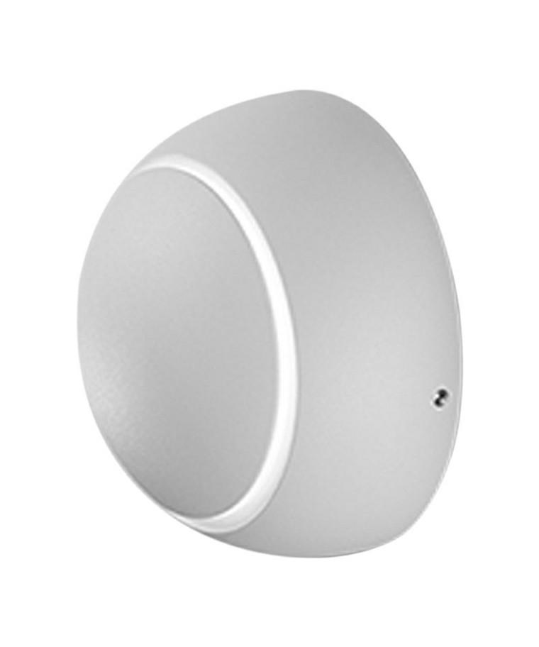 Luna W1 Væglampe Hvid - LIGHT-POINT