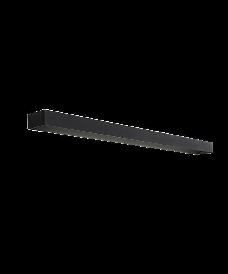 Mood 5 Væglampe Sort - LIGHT-POINT