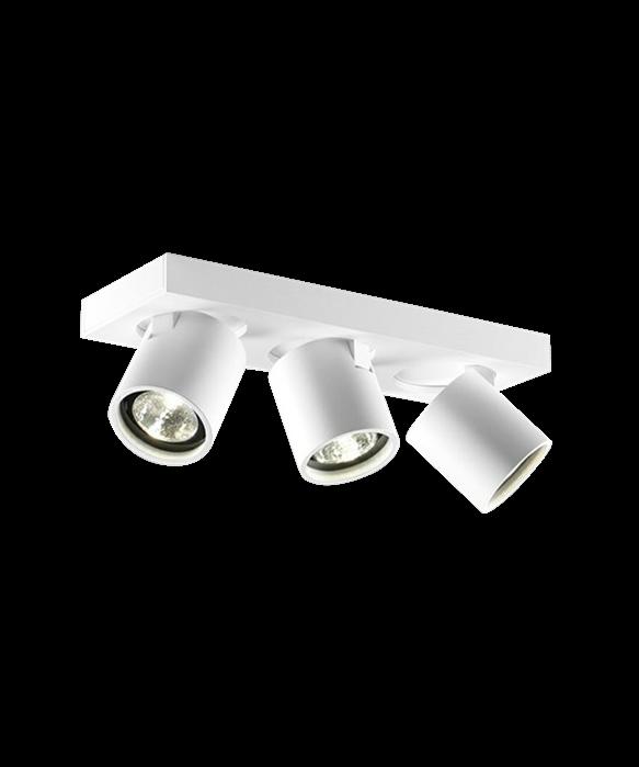 Focus Mini 3 Loftlampe Hvid - LIGHT-POINT