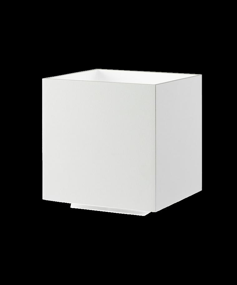 Cozy Square Bordlampe Hvid - LIGHT-POINT