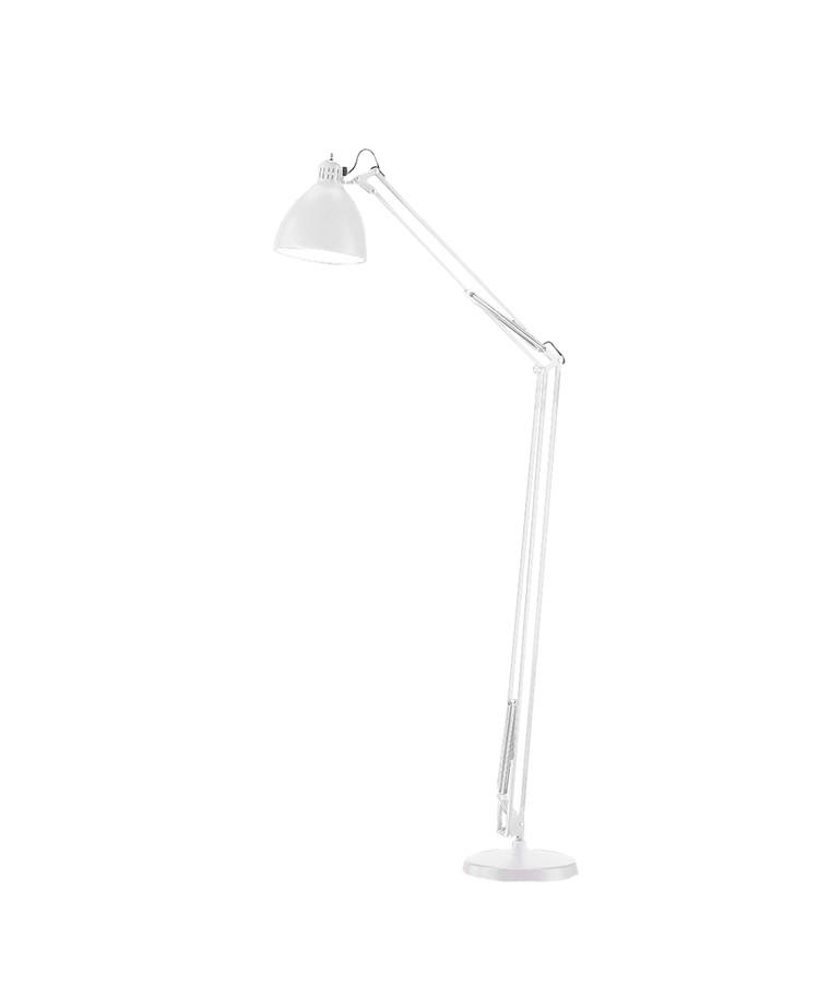 Archi F2 Gulvlampe Ø22 Mat Hvid - LIGHT-POINT