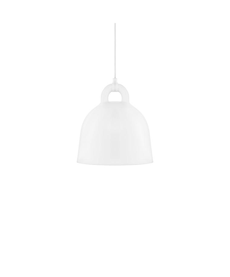 Bell Pendel Small Hvid - Normann