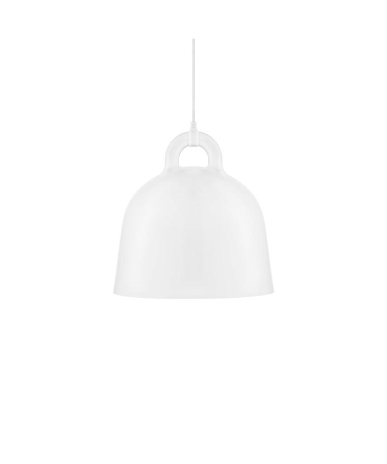 Bell Pendel Medium Hvid - Normann