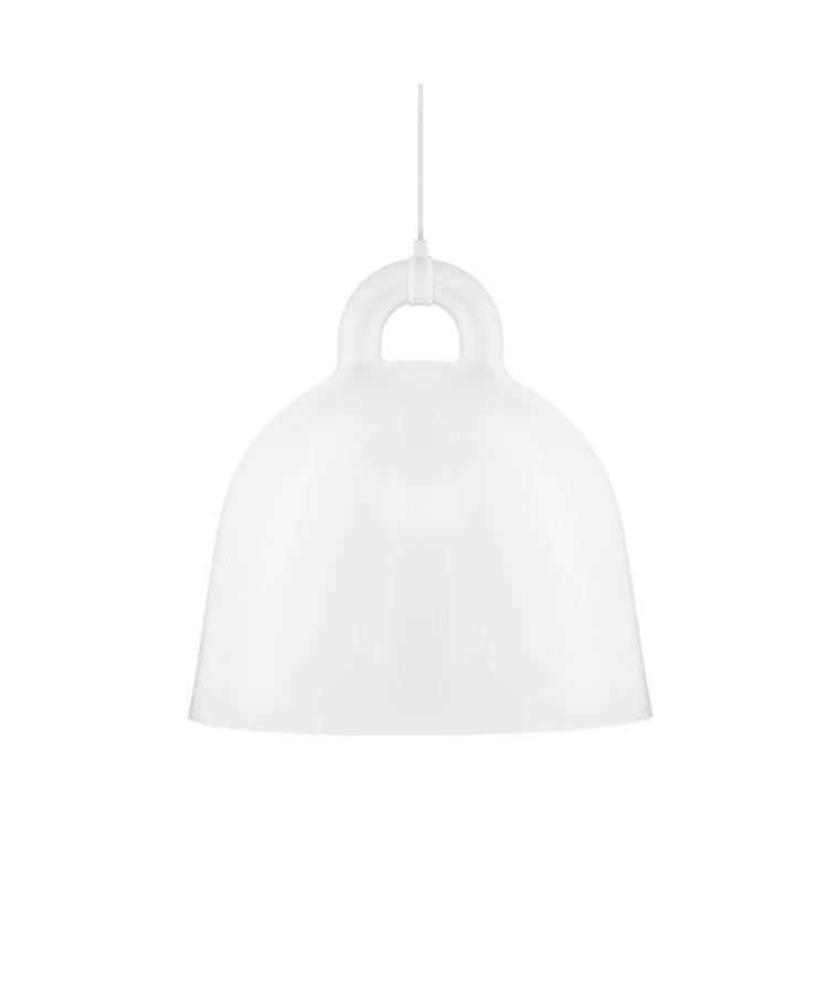 Bell Pendel Large Hvid - Normann