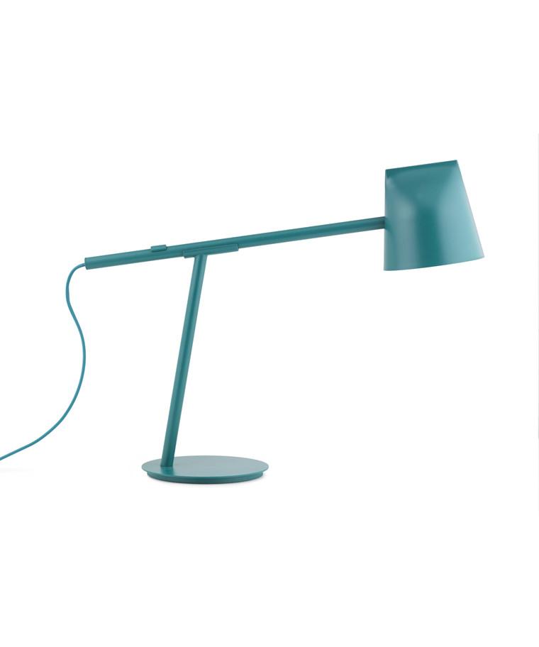 Momento Bordlampe Petrol Grøn - Normann