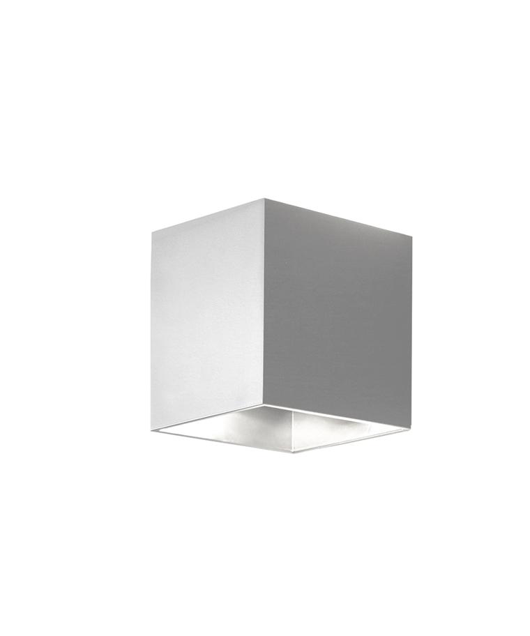 Copenhagen Square Udendørs Væglampe Hvid - Aros Design