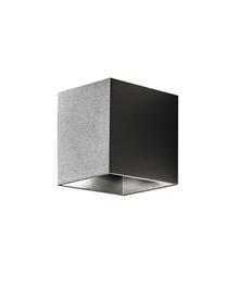 Copenhagen Cube Udendørs Væglampe Inox - Aros Design