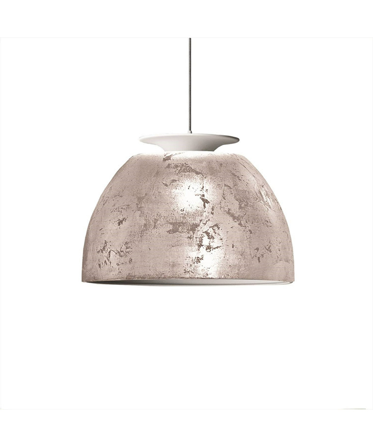 Super Bossa Pendel Sølv - Lumini