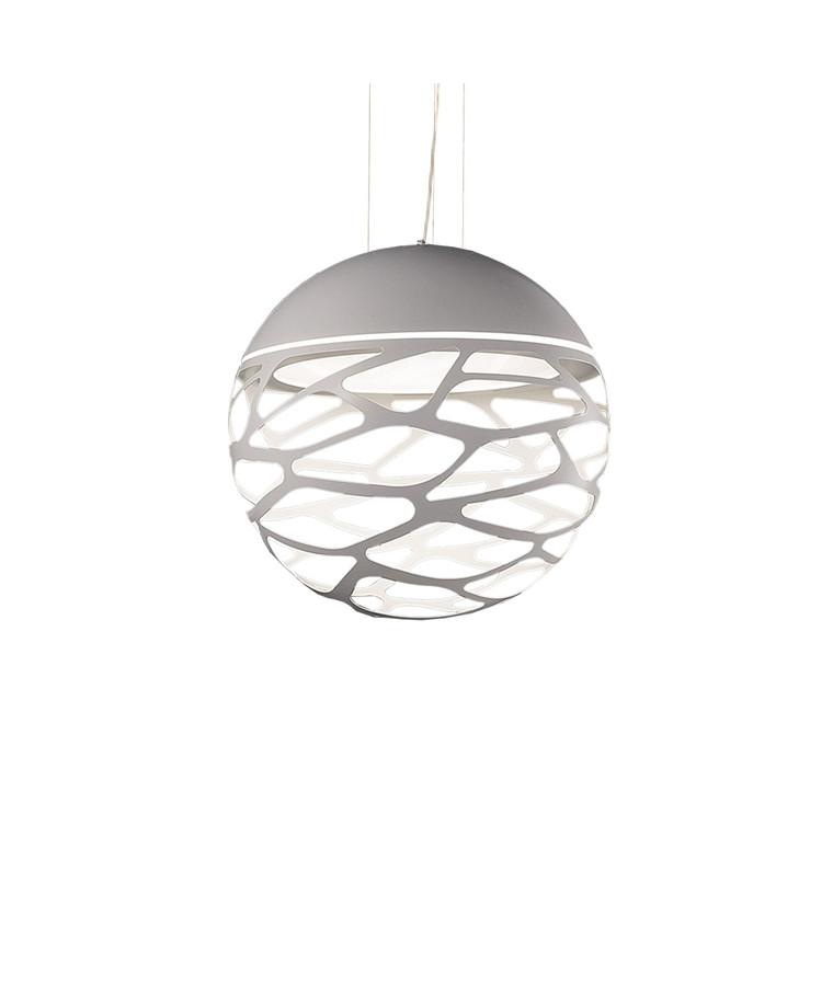 Kelly SO2 Small Sphere Pendel Hvid - Studio Italia