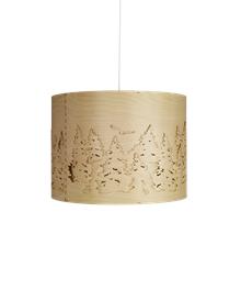 Norwegian Forest Stor Pendel Birk - Northern Lighting