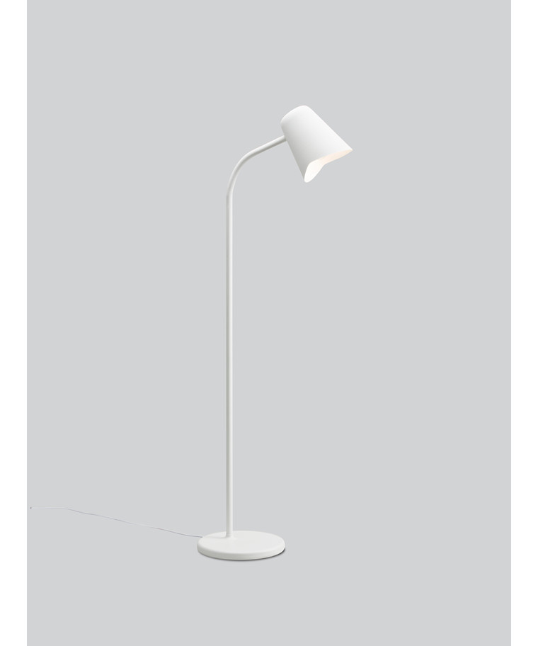 Me Gulvlampe Hvid - Northern Lighting