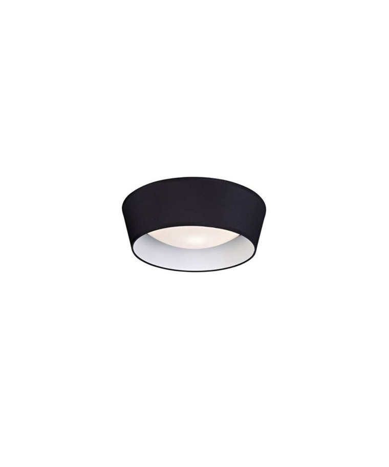 Vito Plafond 36,5Cm Sort - Markslöjd