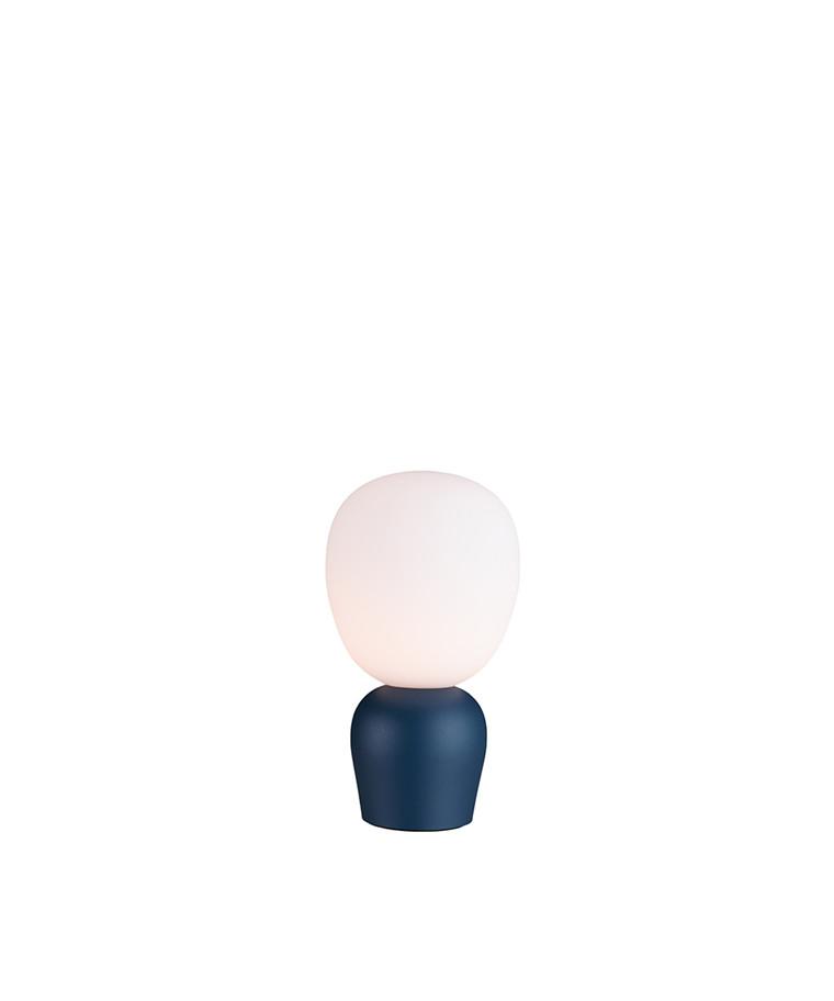 Buddy Bordlampe Azurite/Opal - Belid