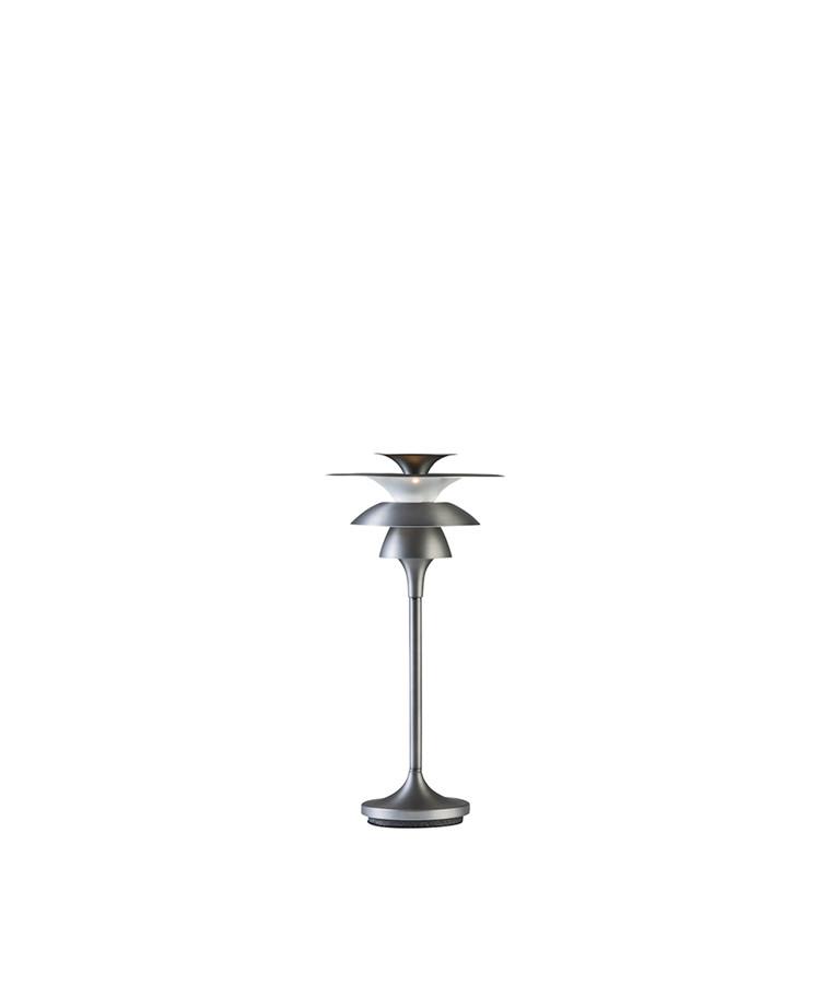 Picasso Bordlampe H355 Oxidgrå LED - Belid