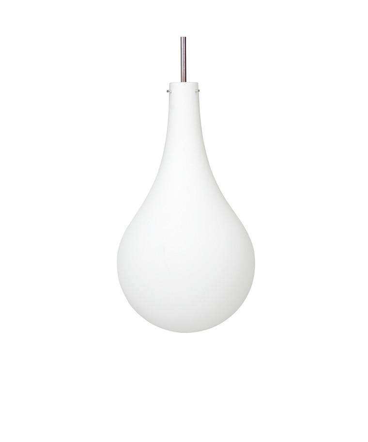 Cooper Pendel Ø235 Opal Glas LED - Belid