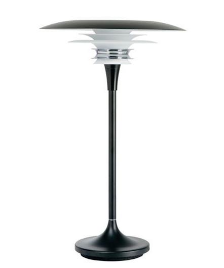 Diablo Bordlampe Ø300 Mat Sort - Belid