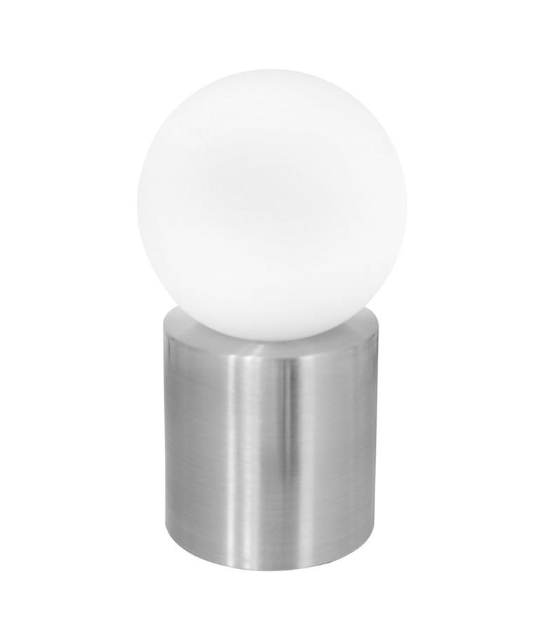 Ronda Bordlampe H21Cm Zink - By Rydéns