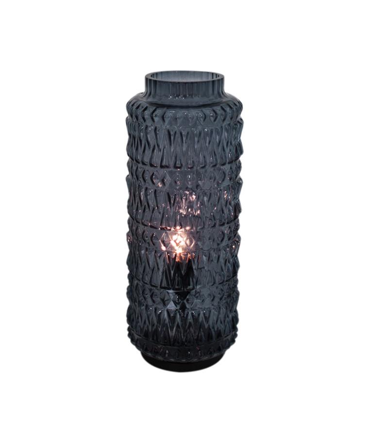 Conroy Bord-/gulvlampe Blå - By Rydéns