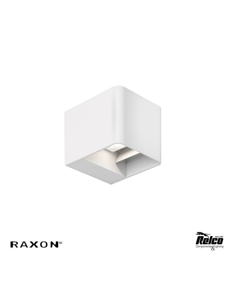 Su & Giu LED W1 Væglampe Hvid - Raxon