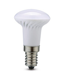 Pære LED 3W (250lm) Dæmpbar Reflektor E14 - Dura Lamp