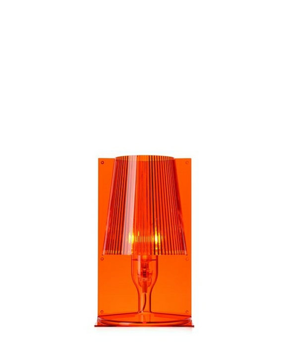 Take Bordlampe Orange - Kartell