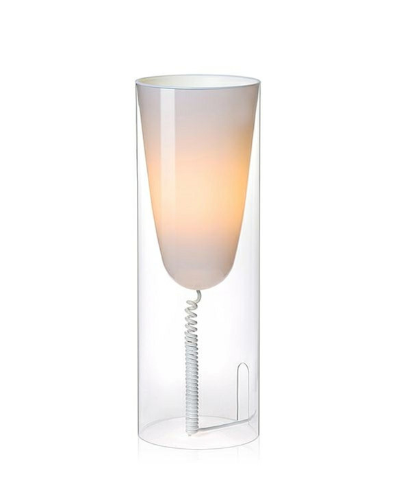 Toobe Bordlampe Krystal - Kartell