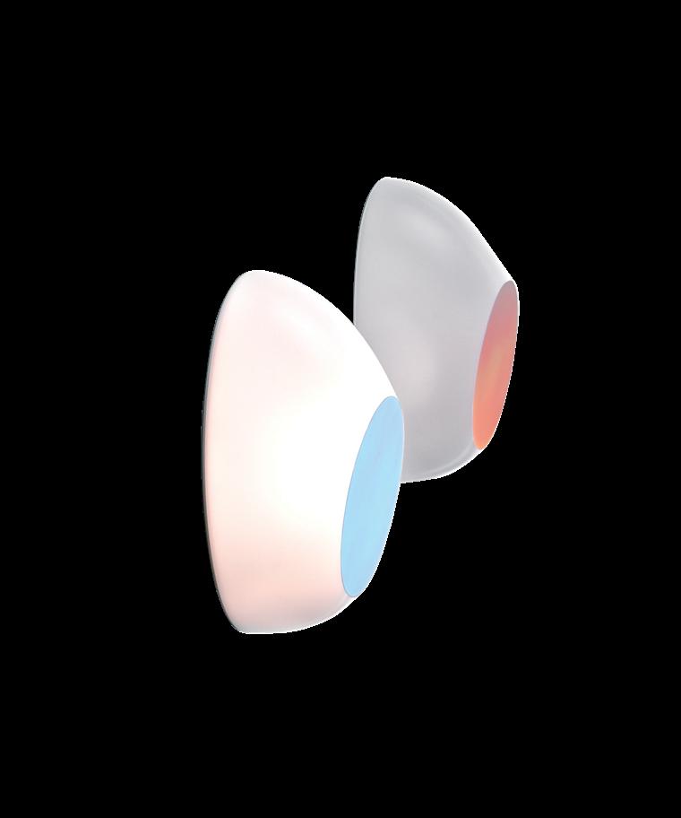 Goggle Væglampe - Luceplan