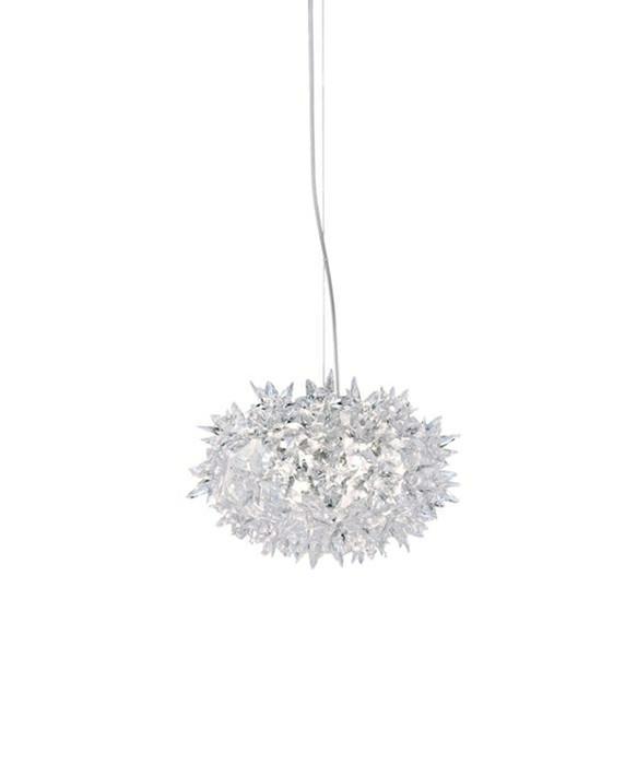 Bloom S2 Pendel Crystal - Kartell