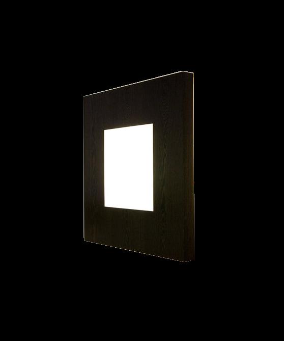 O-Size Væglampe Wenge - Embacco
