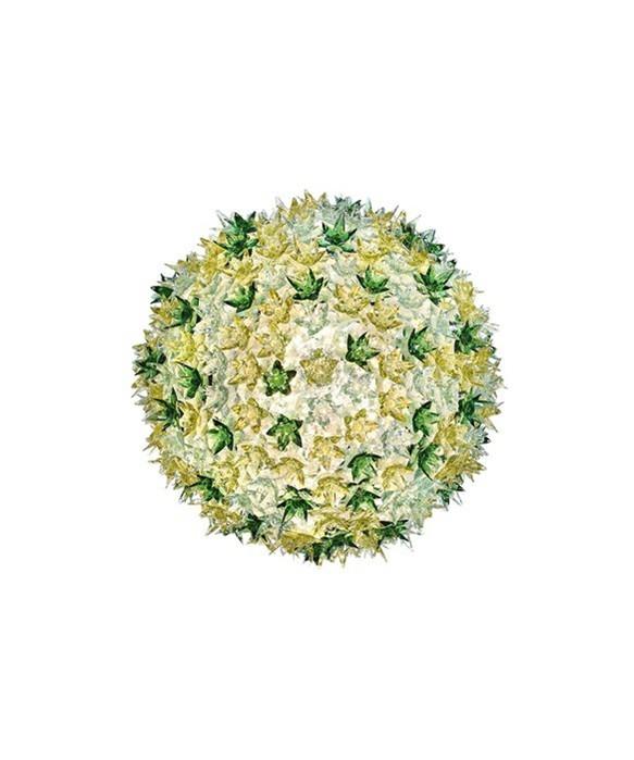 Bloom C1 Væglampe/Loftlampe Mint - Kartell