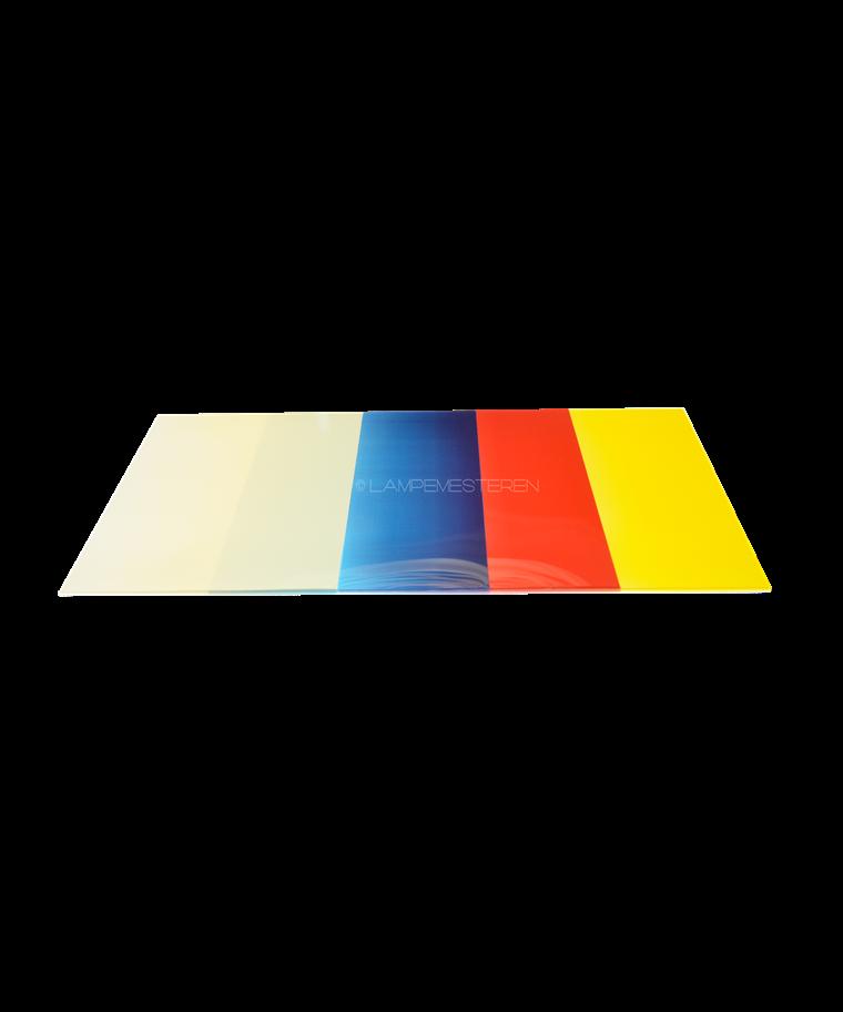Farvefiltre til Agave Pendel - Luceplan