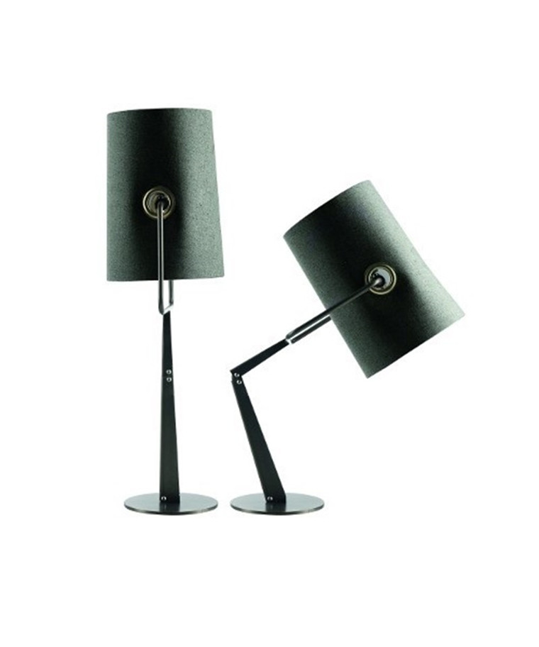 Fork Bordlampe Brun - Diesel