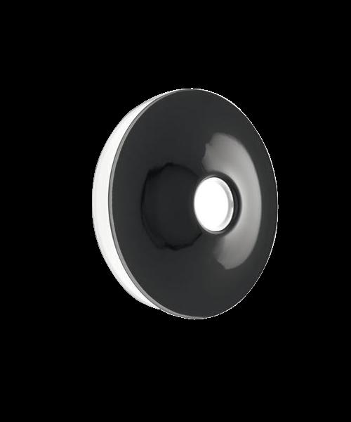 Lunarphase 450 Loftlampe/Væglampe Sort - Artemide