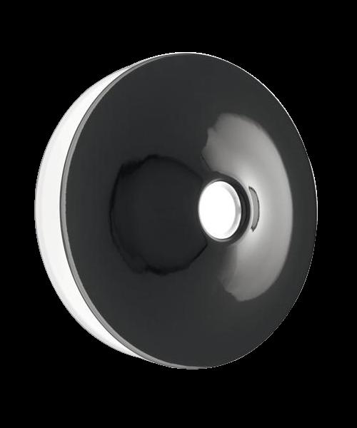 Lunarphase 600 Loftlampe/Væglampe Sort - Artemide