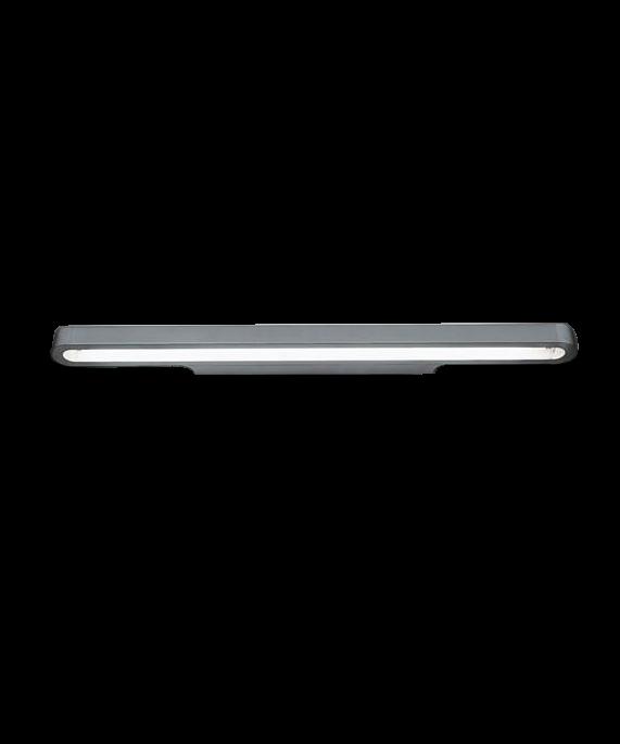 Talo 120 Væglampe Sølvgrå - Artemide