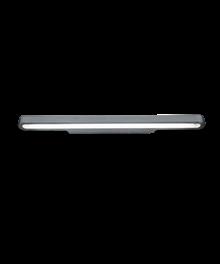Talo 150 Væglampe Sølvgrå - Artemide