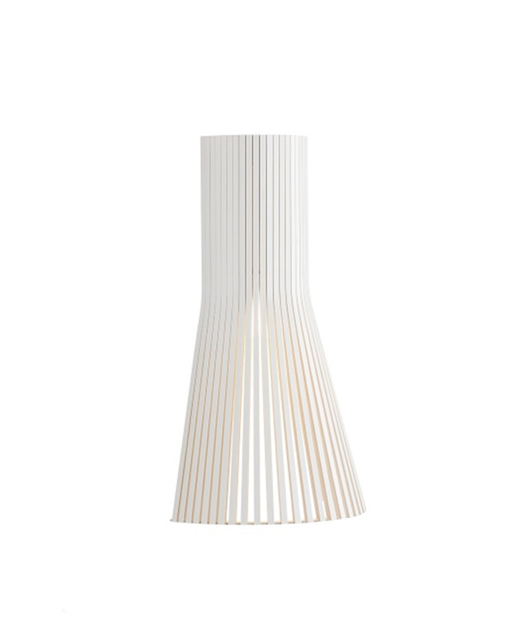 Secto 4231 Væglampe Hvid- Secto