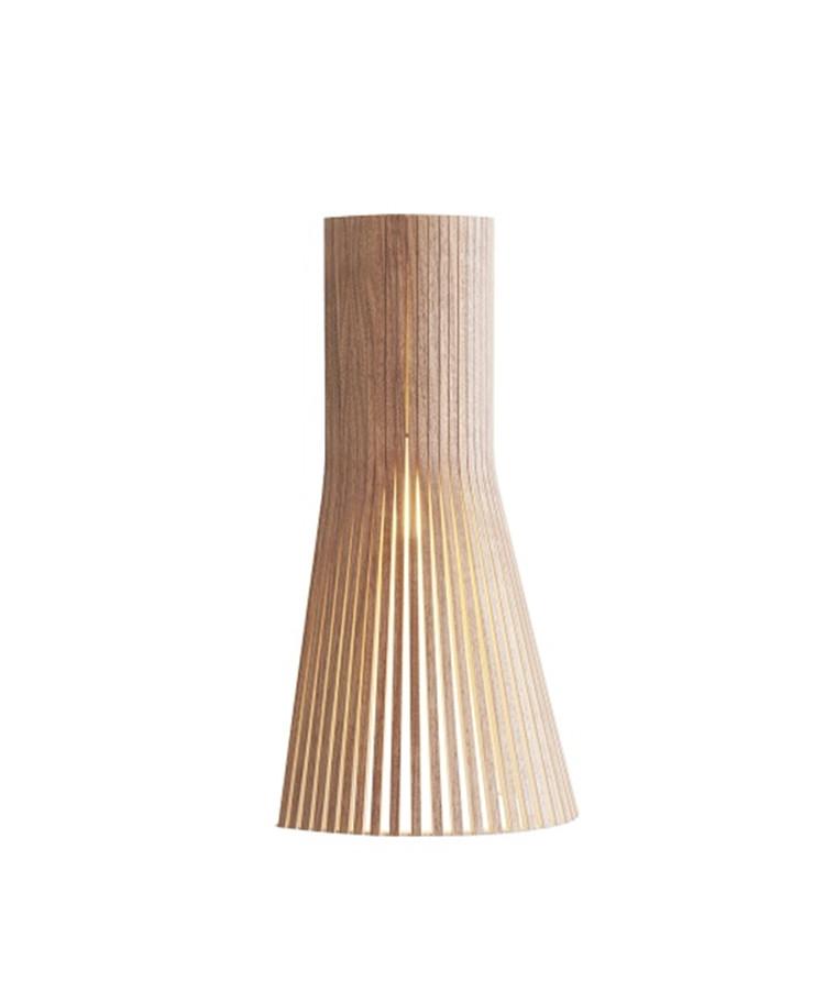 Secto 4231 Væglampe Valnød - Secto