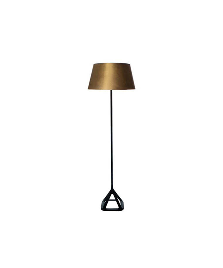 Base Light Messing Gulvlampe - Tom Dixon