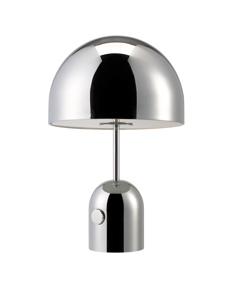 Bell Bordlampe Krom - Tom Dixon
