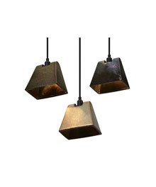 Lustre Wedge Pendel - Tom Dixon