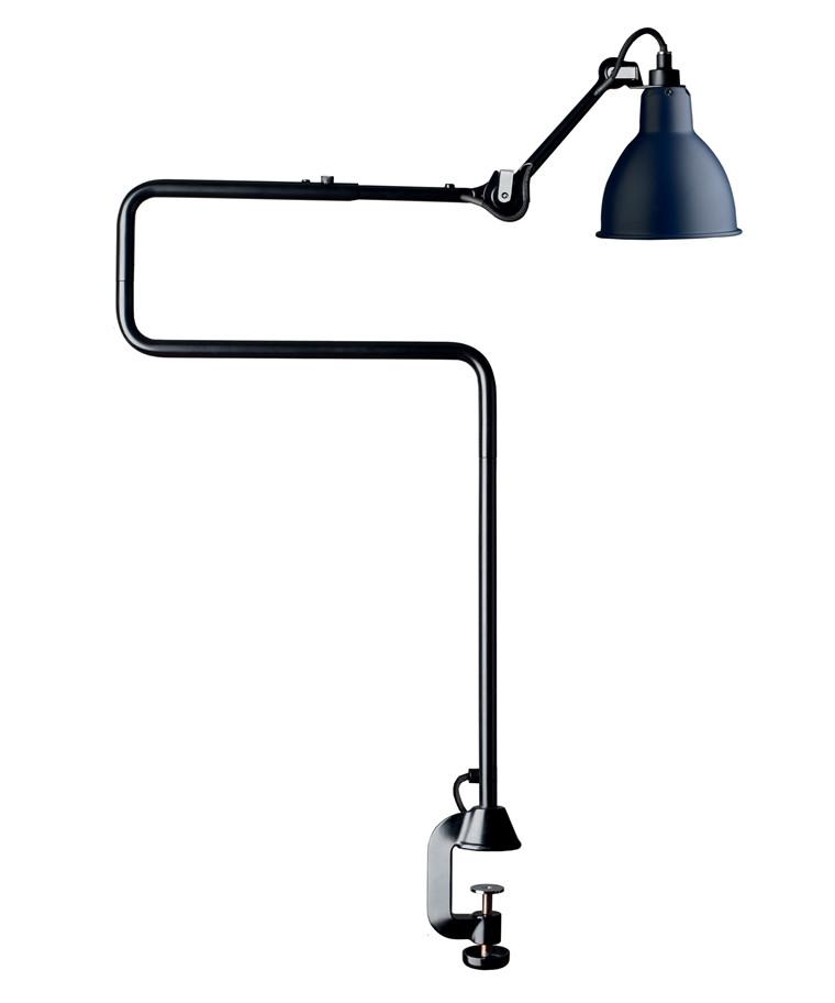211/311 Bordlampe Blå - Lampe Gras