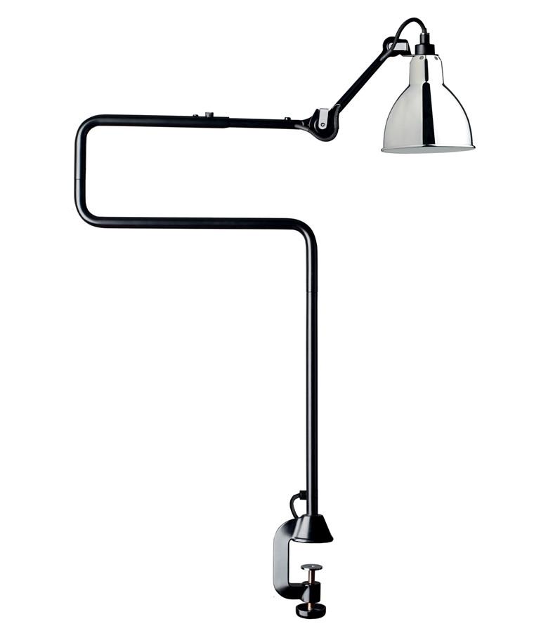 211/311 Bordlampe Krom - Lampe Gras
