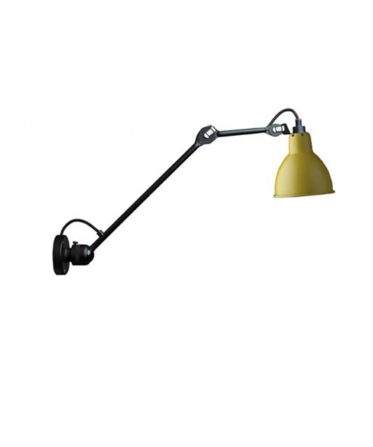 304L40 Væglampe Gul - Lampe Gras